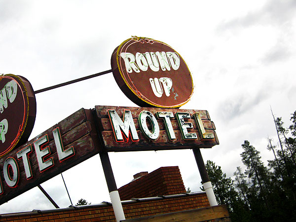 Pioneer Motel West Yellowstone Mt